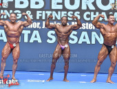 2021 European - Master BB Overall