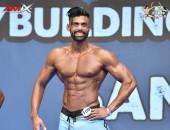 2021 European - Begginer Men's Physique