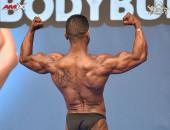 2021 European - Bodybuilding 70kg