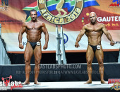 Master BB 50y plus - 2019 European Championships