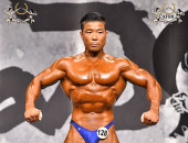2015 Asian Championships - Bodybuilding 80kg