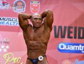 2019 Madrid PRO - Master Bodybuilding