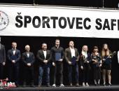 Oceňovanie športovcov SAFKST za rok 2019