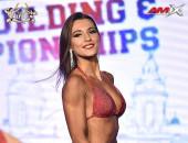 2020 WJC - Bikini 21-23y 166cm plus