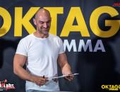 OKTAGON Prime 1 - váženie