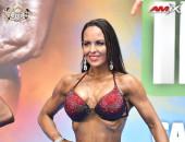 2020 World, Sunday - Master Bikini-Fitness 35-39y 164cm