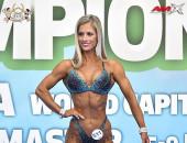 2020 World, Sunday - Bikini-Fitness 166cm