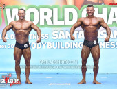 2020 World, Sunday - Master Classic Physique Overall