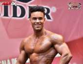 2018 Elite Madrid - Mens Physique