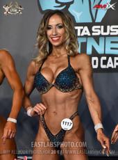 Bikinifitness 172cm - 2019 European Championships