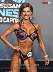 Bikinifitness 158cm - 2019 European Championships