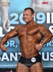 Classic Physique 175cm plus - 2019 European Championships