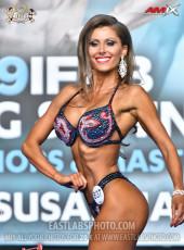 Master Bikini 35-39y 164cm - 2019 European Championships