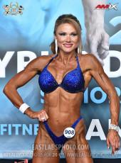 Master Bikini 45y plus - 2019 European Championships