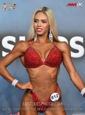 Junior Bikini 21-23y 166cm plus - 2019 European Championships