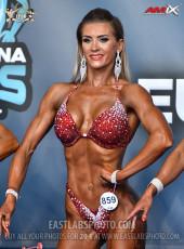 Master Bikini 35-39y 164cm plus - 2019 European Championships