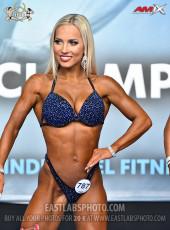 Junior Bikini 21-23y 160cm - 2019 European Championships