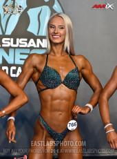 Junior Bikini 16-20y - 2019 European Championships