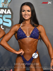 Junior Bikini 21-23y 166cm plus - 2019 European Championships