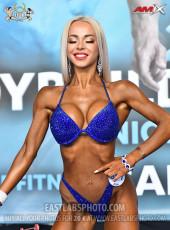 Junior Bikini 21-23y 166cm - 2019 European Championships