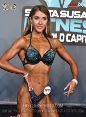 Bikinifitness 162cm - 2019 European Championships