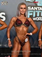 Bikinifitness 166cm - 2019 European Championships
