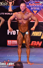 Classic Bodybuilding, Diamond Cup Kiev