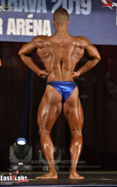 2019 Ostrava Bodybuilding Junior