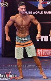 Men's Physique 173cm, Diamond Cup Kiev