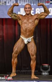 2019 Ostrava Bodybuilding 80kg