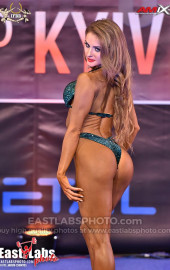 Bikini Fitness 166cm, Diamond Cup Kiev
