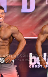 Men's Physique Overall, Diamond Cup Kiev