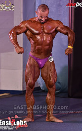 Bodybuilding 80kg plus, Diamond Cup Kiev