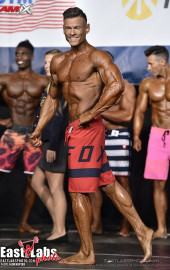 2018 Elite Austria - PRO Mens Physique