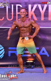 Muscular Men's Physique, Diamond Cup Kiev