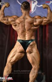 2019 Ostrava Bodybuilding 90kg plus