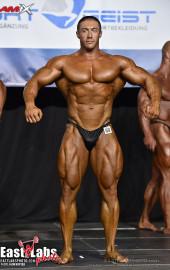 2018 Elite Austria - PRO Bodybuilding