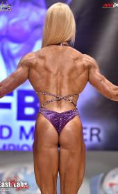 2019 Elite PRO World Master Bodyfitness