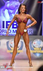 Kateřina JAKUBCOVÁ - 2019 Elite PRO Masters World
