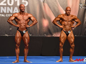 2015 EBFF Championships -  Masters BB 50_59y over 80kg