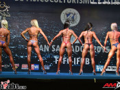 2015 World Salvador - Bikini 160cm