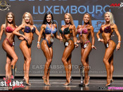 2018 Diamond Luxembourg, Bikini 164cm