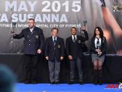 2015 EBFF Championships - Team Awards