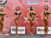 2018 Diamond Madrid, Day 2 - Bikini Overall
