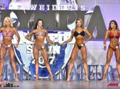2017 Olympia Spain - Bikini plus 172cm