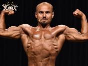 2020 Diamond Prague Bodybuilding 85kg