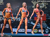 2015 World Salvador - Masters Bikini