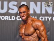 2015 EBFF Championships - Bodybuilding 95kg