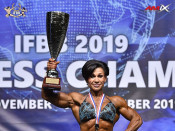 2019 WFC - Women's Physique Overall