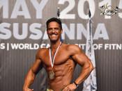 2015 EBFF Championships - Master Mens Physique
